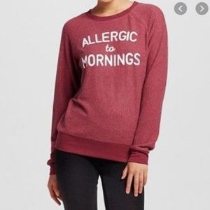 Grayson/Threads Allergic To Mornings Long Sleeve